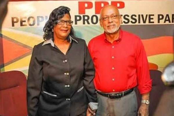 Guyana ruling party declares leadership ticket for May elections
