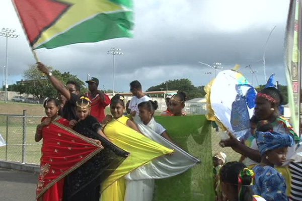 Guyanese Community on Nevis celebrates Republic Day; applauded by Nevis Administration