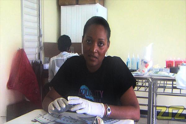 Training For HIV Testing Underway
