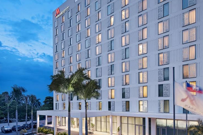 Haiti Hotel Nets Award In First Year of Operation