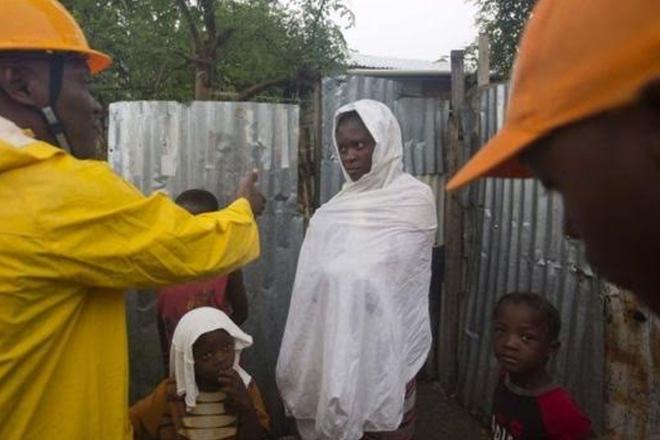 Hurricane Matthew: Category Four storm pounds Haiti