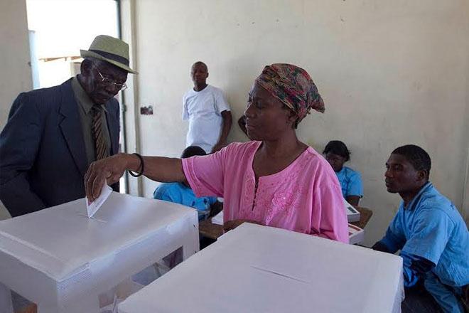 UN calls for calm ahead of elections in Haiti