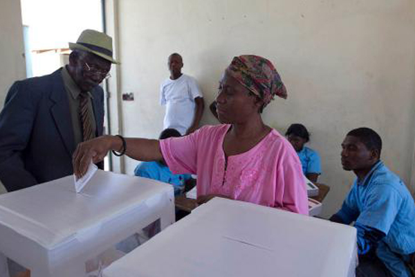 UN mission welcomes proposed calendar for 2015 elections in Haiti