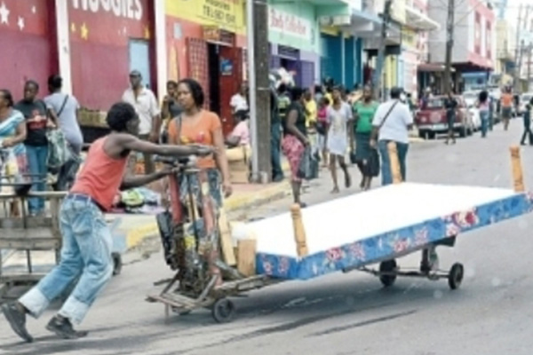 Registered handcart operators pass 600 mark