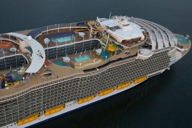 Harmony of the Seas accident: One dead, four hurt in lifeboat crash