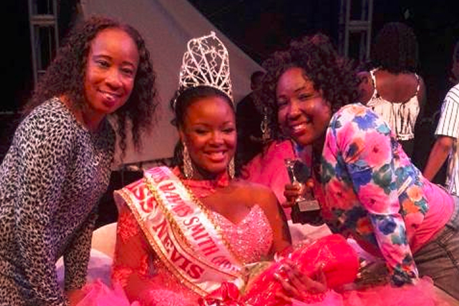 Nevis Representative Captures Haynes Smith Caribbean Talented Teen Title for the First Time