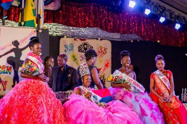 Miss St. Maarten Wins Caribbean Talented Teen Crown