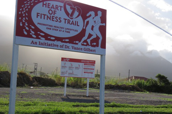 """Heart of 7 Fitness Trail"" hailed as an excellent initiative"