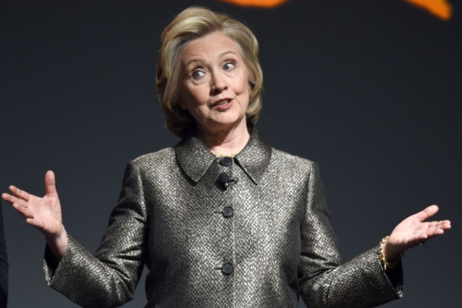 Hillary Clinton launches White House bid a 2nd time