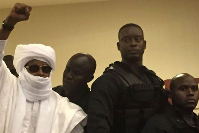 Hissene Habre: Chad's ex-ruler convicted of crimes against humanity