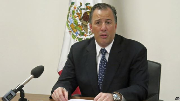 Mexico to summon U.S. ambassador over spying allegations