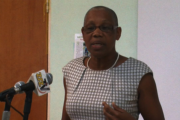 Modernizing Families in St. Kitts and Nevis