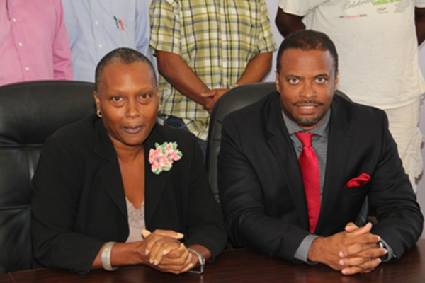 Nevis Culture Minister welcomes new Culturama Chairman