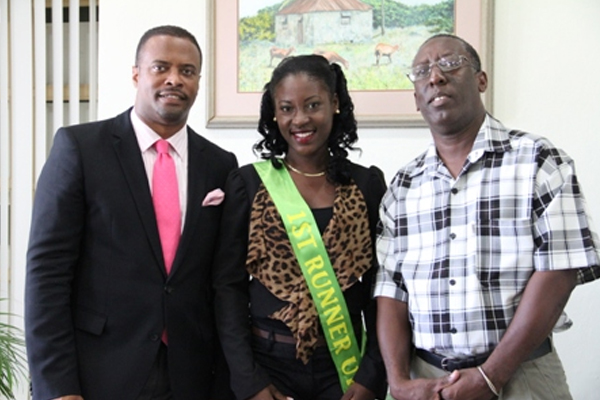 Nevis captures first runner-up in Ms. Caribbean Tourism Pageant