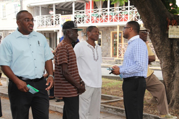 Men's issues will continue to receive NIA's attention, says Nevis Social Development Minister