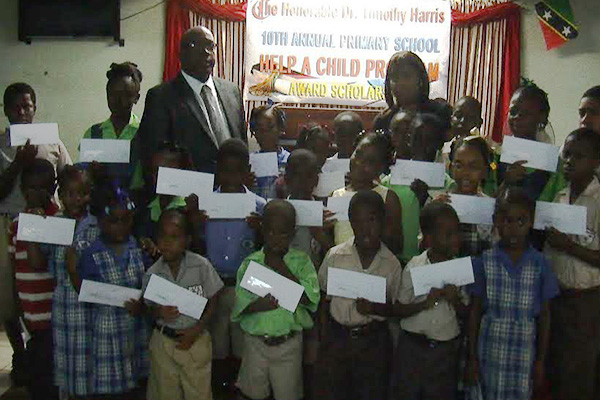 Students receive Financial Assistance