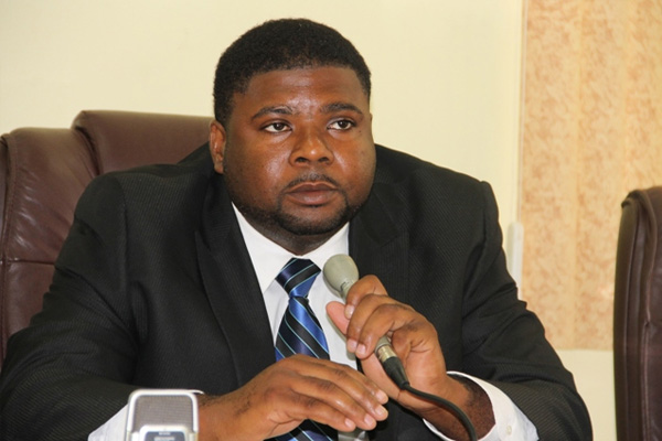 Jr. Minister Liburd issues call to conserve Nevis' water