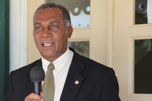 Premier Amory welcomes Fly Montserrat to Nevis
