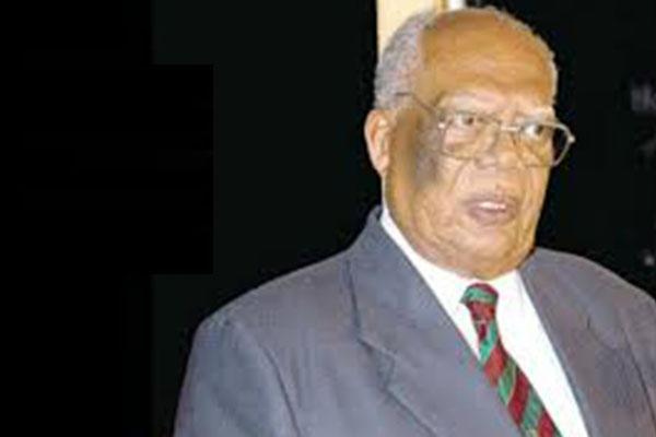 Former GG Howard Cooke is dead
