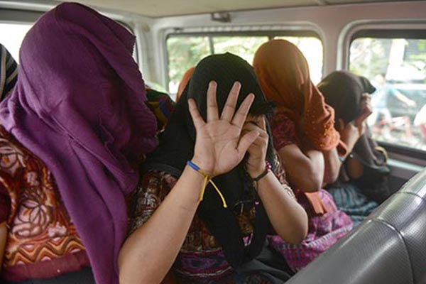 Indian police arrest alleged kingpin of human trafficking