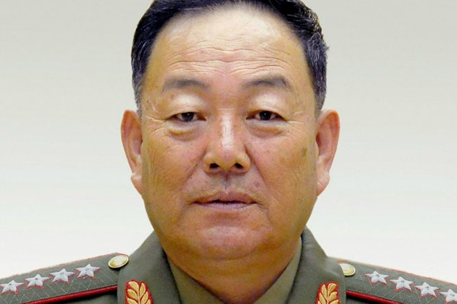 North Korea executes Defence Minister