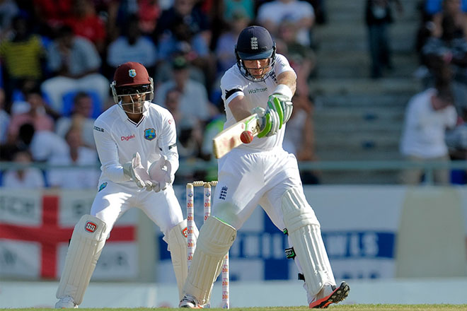 Ian Bell hundred hurts Windies early promise