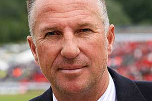 "Sir Ian Botham: ""It's St. Kitts when I want to escape"""