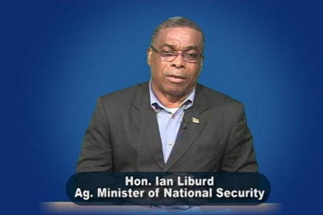 Minister Liburd meets victims of recent crimes