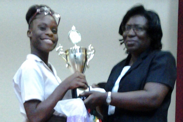 Gingerland Secondary School wins 5th Imelda Wilkin / NAAP Effective Speaking Competition