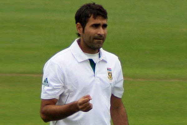 Tahir spares South Africa embarrassment