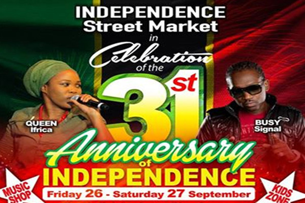 Independence street market coming soon