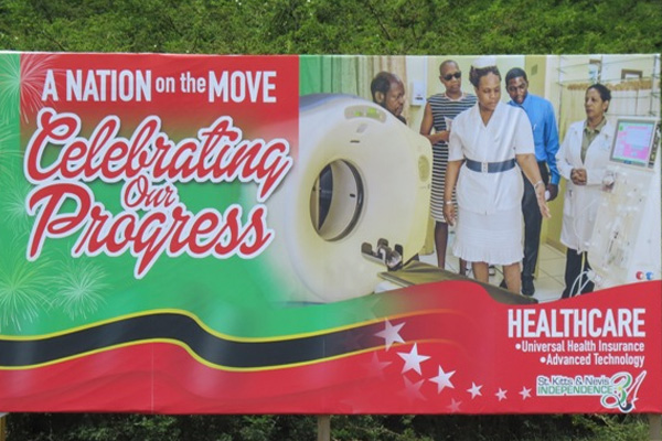 New health information system to be launched at main hospital in St. Kitts