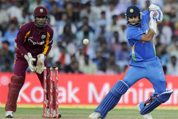 Preview: India vs Windies – In numbers