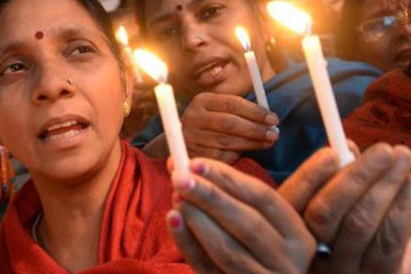 Indian teenager gang-raped, set ablaze