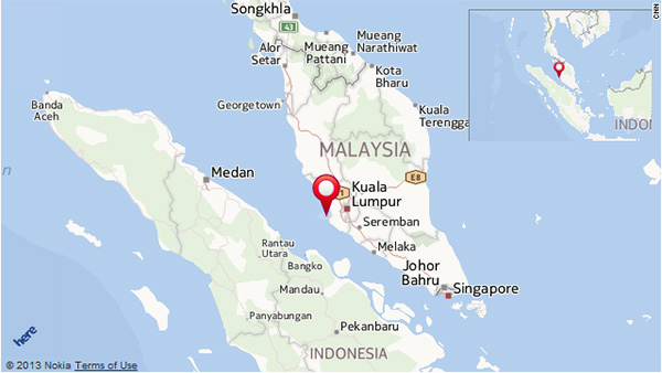 Dozens of Indonesians missing after boat sinks off Malaysia