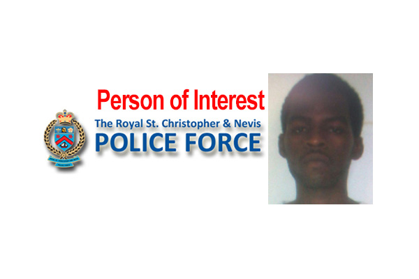 RSCNPF Person of Interest: Inelbo Ibo Hendrickson