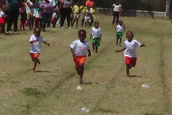 Inez France hosts Annual Sports meet