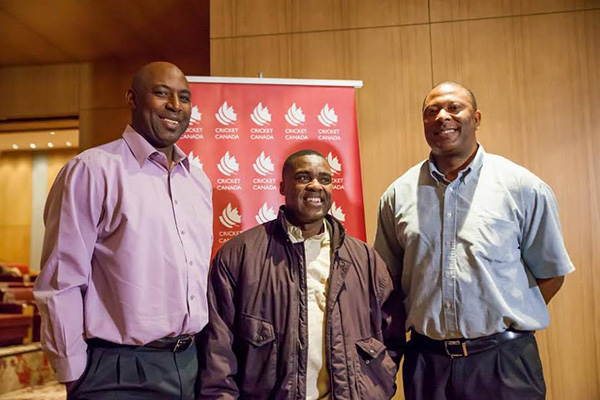 Kittitian-born cricketer and administrator honoured in Canada