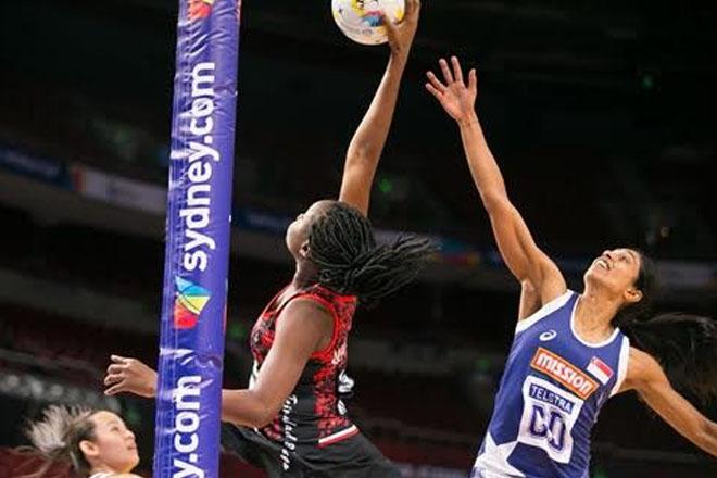 Trinidad & Tobago dominant against Singapore