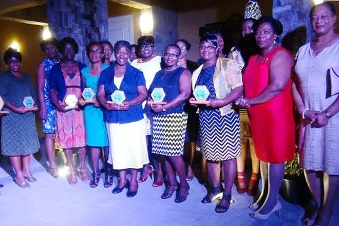 Eleven women on Nevis honoured for exceptional community service