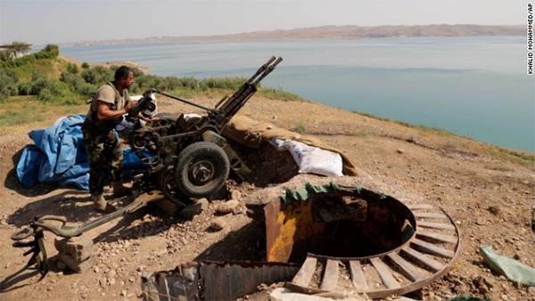 No more surprises? ISIS Achilles' heel is defending what it has won