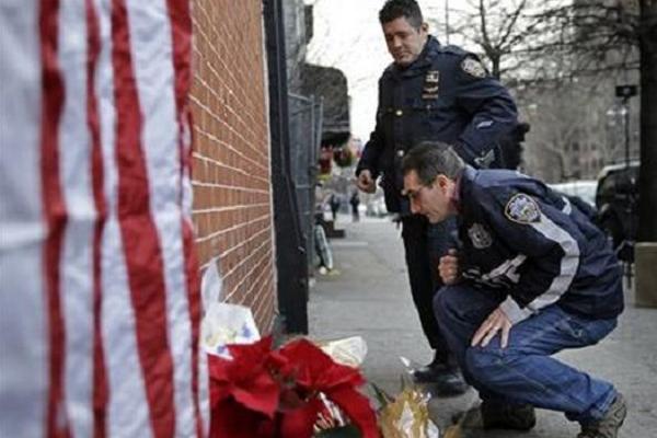 NY cop killer had history of mental instability