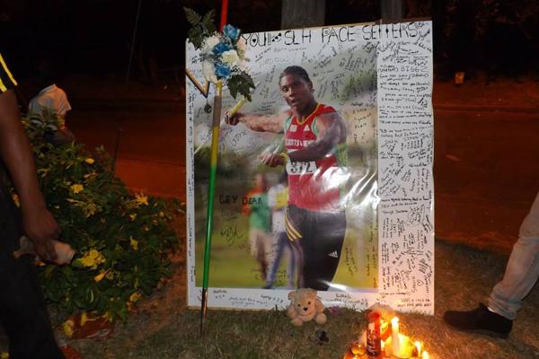 SKNAAA Mourns Loss of J'Anthon Silliday