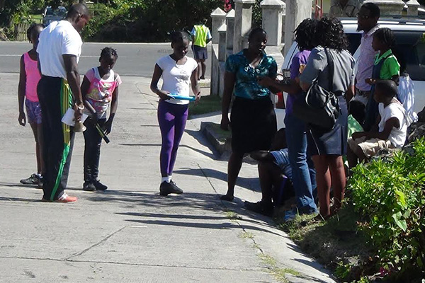 JLPS hosts keenly contested Cross Country Relay