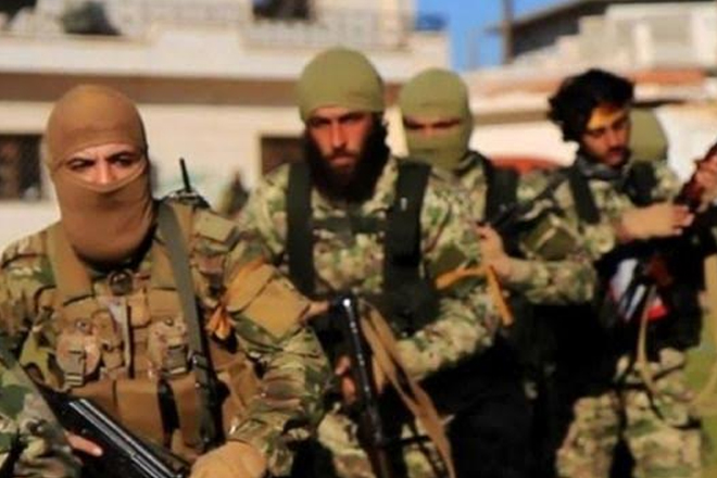 US protecting Syria jihadist group – Russia's Lavrov