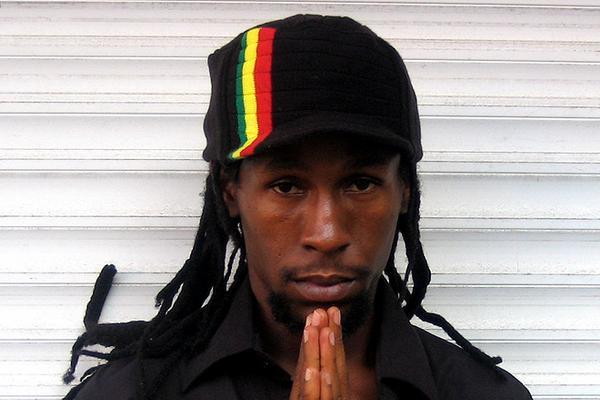 Jah Cure arrives