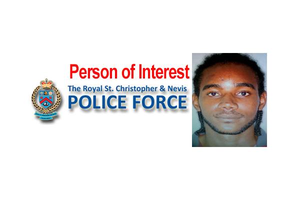 RSCNPF Person of Interest: Jahzya Roy Wilkerson
