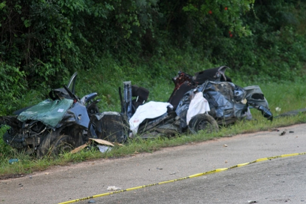 UPDATE: Foreigners killed in Trelawny crash