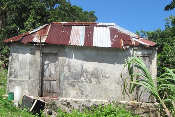 Father and son found dead in St Ann home