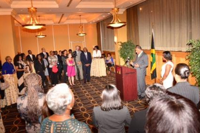Energy, security and economic development are top priorities, says Jamaican ambassador